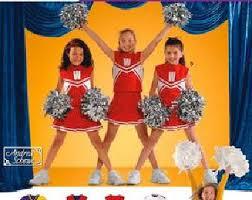 Cheerleading Halloween Costumes Kids Cheerleader Costume Etsy