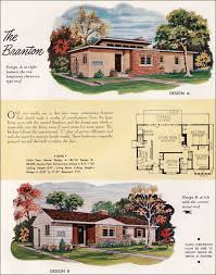 Mid Century Modern Ranch House Plans 218 Best 1935 1975 Mid Century Modern Images On Pinterest Mid