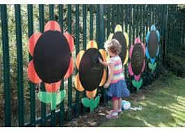 large outdoor blackboard daisies set 5 mta catalogue
