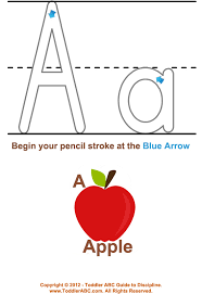 toddler abc guide to write the alphabet chart for ages 1 to 5