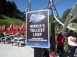 Six Flags Magic Mountain Six Flags Magic Mountain Park Update 3 30 14 California Coaster