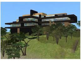 sims 3 mansion floor plans fresh modern contemporary mansions floor plans 12633