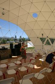 35 best decorating inside a geodesic dome images on pinterest this is a 36 dome set up for a wedding geodesic dome