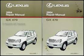 lexus is owners manual 2004 lexus gx 470 navigation system owners manual original