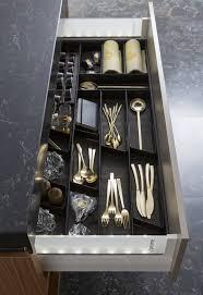 tiroir de cuisine sur mesure cuisine esprit et havane perene