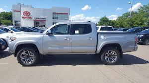 nissan tacoma toyota tacoma limited 2018 2019 car release and reviews