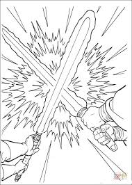 28 star wars lightsaber coloring pages learn draw kylo