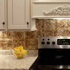 Fasade Kitchen Backsplash Fasade Backsplash Traditional 4 In Bermuda Bronze