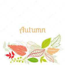 Wallpaper Invitation Card Autumn Falling Leaves Background Can Be Used For Wallpaper Design