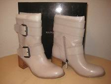 womens mid calf boots size 9 boutique 9 med 1 3 4 to 2 3 4 s boots ebay