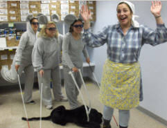 3 Blind Mice Costume Drs Foster U0026 Smith Spook Tacular Employees