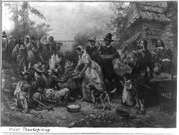 the thanksgiving 1621 primary sources