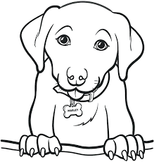 free coloring pages cute puppies puppy stocking palace pets