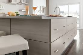 image result for white and wood grain kitchens showroom finishes