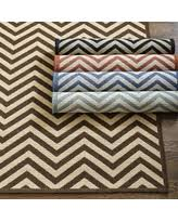 Stripe Indoor Outdoor Rug Don T Miss This Deal On Ballard Designs Chevron Stripe Indoor