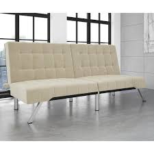 dhp convertible futon multiple colors walmart com