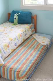 diy daybed with trundle how to build a diy trundle bed dragonfly designs