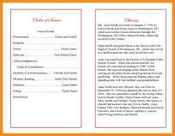 program for memorial service memorial service programs exles europe tripsleep co
