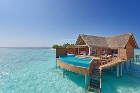 House Over Water Photo 9 Of 9 In 9 Modern Maldivian Resorts With Spectacular