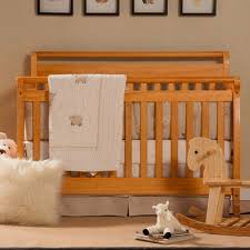 Davinci Emily 4 In 1 Convertible Crib Davinci Emily 4 In 1 Convertible Crib In Honey Oak 179 00