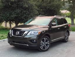 nissan pathfinder 2017 interior comparison 2017 nissan pathfinder plenty of room for passengers