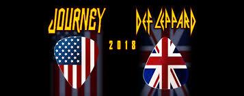Define Flag Journey U0026 Def Leppard Bank Arena