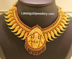 gold jewelry designs necklace images Latest gold jewellery designs jpg