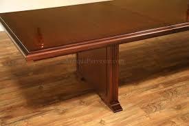 Mahogany Boardroom Table Mahogany Conference Room Or Boardroom Table American Made