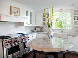 Eat At Island In Kitchen by Charming Round Kitchen Island Basements Ideas