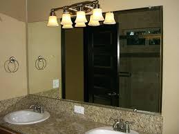 unusual custom bathroom mirror u2013 parsmfg com