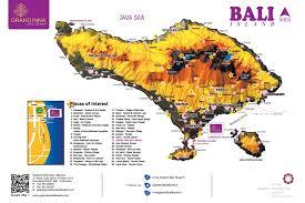 Bali Indonesia Map Sanur Hotel Grand Inna Bali Beach Official Website