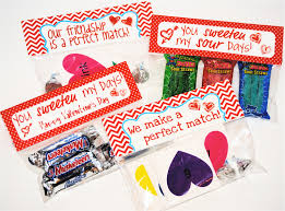 free valentine u0027s day treat bag toppers