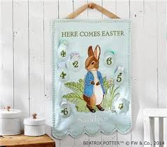 Peter Rabbit Pottery Barn Pottery Barn Kids New Peter Rabbit Easter Countdown Advent