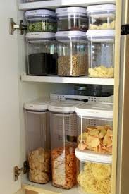 Kitchen Pantry Cabinets Organizing A Deep Pantry Cabinet Graceful Order