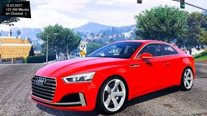 audi s5 modified 2017 audi s5 gta v tuning 4k 60fps gtx 1080 youtube
