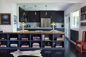 Black Kitchen Cabinets by Black Kitchen Backsplash Design Ideas