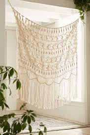 Urbanoutfitters Curtains Magical Thinking Kushi Macrame Wall Hanging Urban Outfitters
