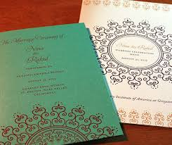 indian wedding programs 39 best ceremony programs images on ceremony