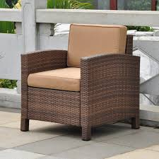Plastic Wicker Furniture Resin Chairs