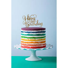 z cake toppers cake topper for birthday happy birthday in glitter or wood z