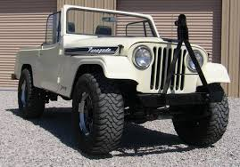 commando jeep modified cj5 nosed 1968 jeepster commando bring a trailer