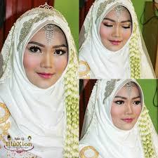 tutorial hijab syar i untuk pengantin tutorial hijab pengantin terbaru blog contoh