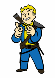 Vault Boy Meme - fallout vault boy gaming room ideas pinterest fallout video