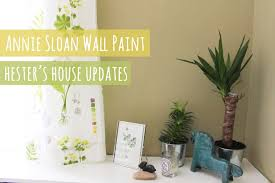 annie sloan wall paint and the start of living room makeover youtube