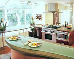 Curved Island Kitchen Designs Kitchen Design Ideas Are Decorating With Feng Shui Theory With