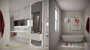 minosa 3d rendering sample images from recent kitchen and bathroom design projects and all design works that are currently in progress all images are pre construction