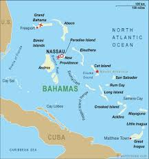 bahamas on map bahamas map bahamas maps and travel guides