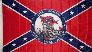 New Rebel Flag New