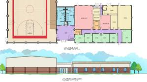 Community Center Floor Plans by Town To Build 2m Community Center Greensboro Triad Business