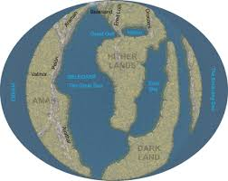 entire middle earth map arda the one wiki to rule them all fandom powered by wikia
